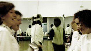Beginners Fencing Class