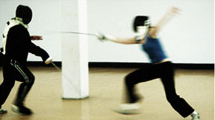 Individual Fencing Lesson