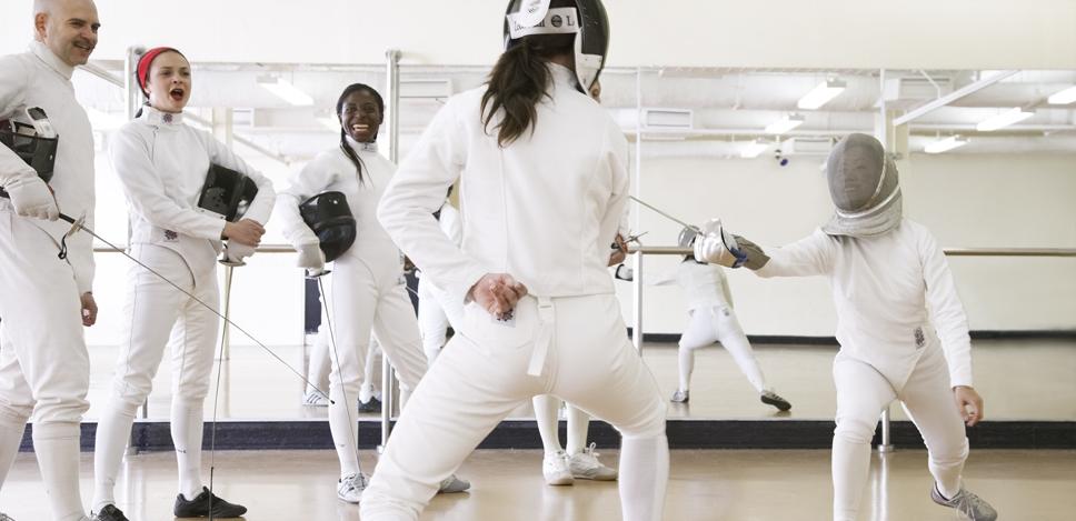 Fencing London Sabre