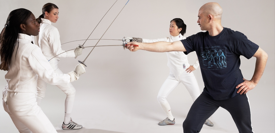 Fencing London