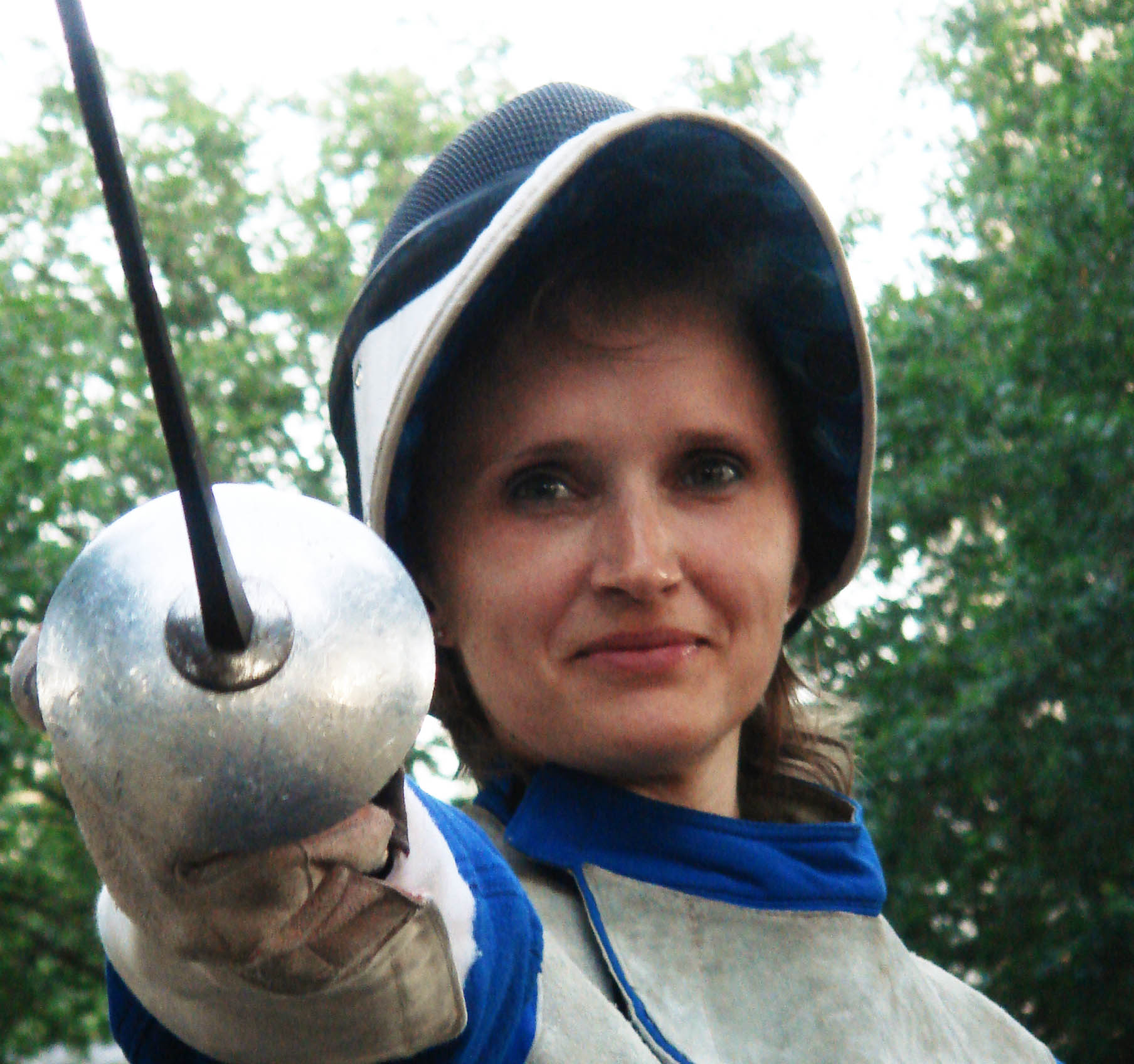 London Fencing Club - Oxana