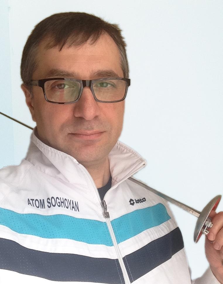 Tomy, Fencing                         coach