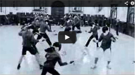 beginners fencing london film