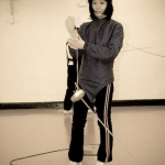 Beginners fencing course