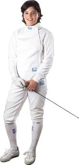 fencing unifrom