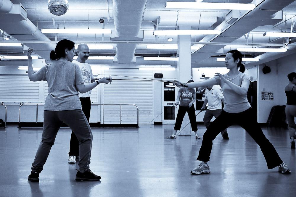 Tango Fencing