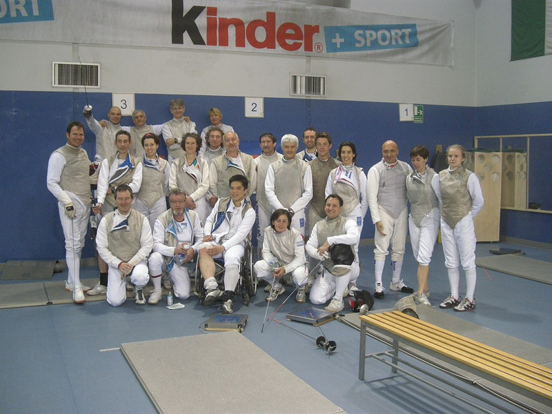 London Fencing Club Trip to Turin