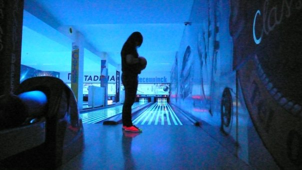 London Fencing Club trip to Satu Mare bowling