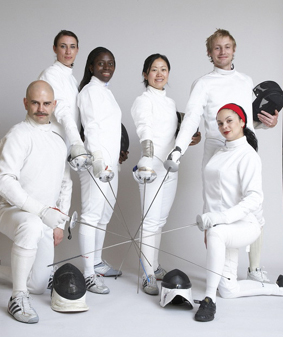 London Fencing Club Members