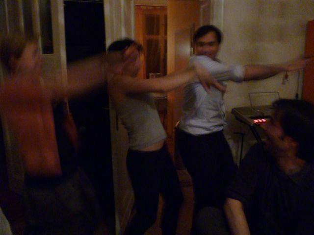 beling dancing