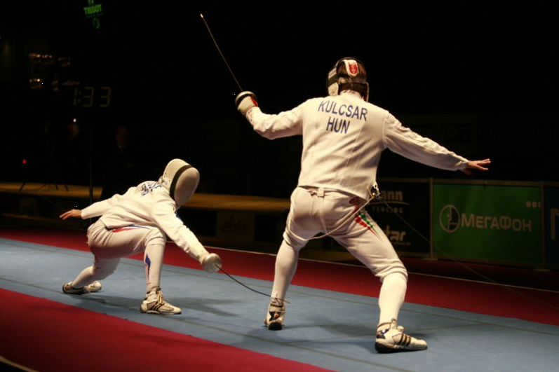 epee final