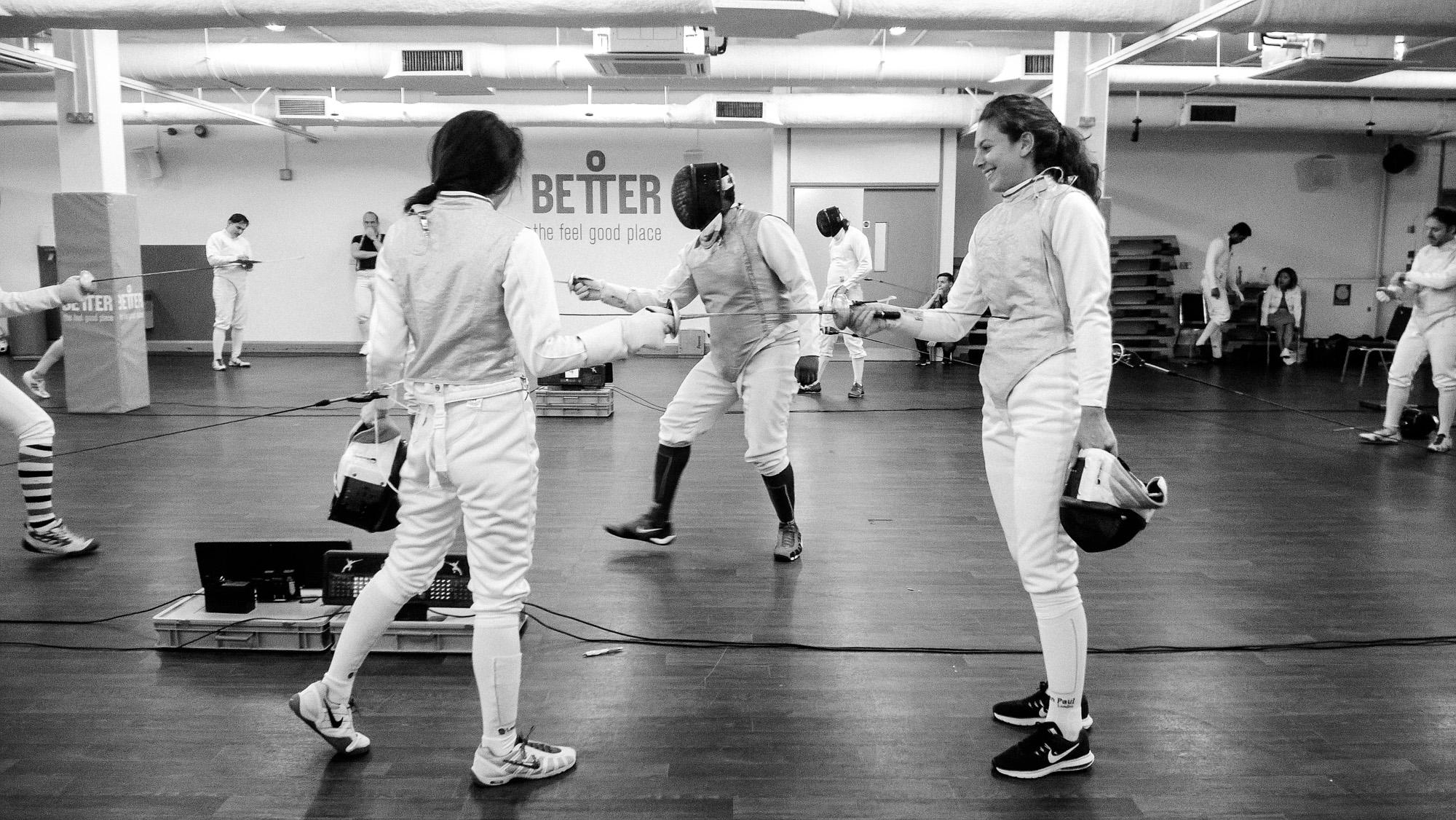 Fencing Tournament, 2016