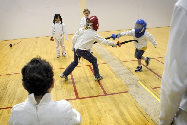 Ten Benefits Of Fencing For Children London Fencing Club