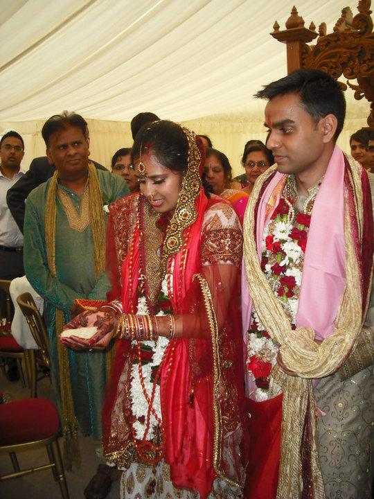 raj wedding