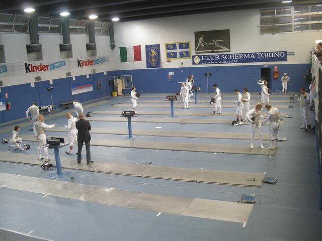 turin fencing club