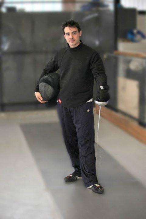 vittorio bedani fencing master